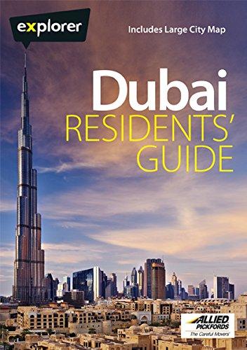 Dubai Residents Guide (Explorer Residents Guide)