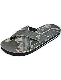Dunlop Claquettes pour homme Pointure 39,5-46