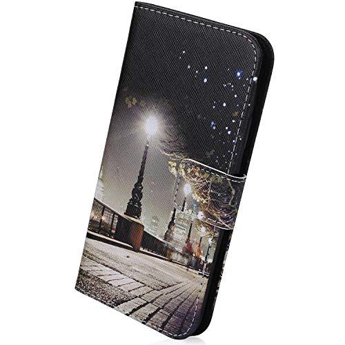 Herbests Kompatibel mit Samsung Galaxy S10 Plus Handyhülle Hülle Ledertasche Schutzhülle Mädchen...