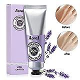 Aoral 100% Natürlich Working Hands Handcreme für rissige hände, Sofort Einziehende Hand Cream Pflegender Handbalsam Arbeiten Hände MEHRWEG