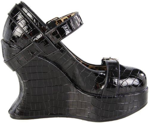 Demonia, Scarpe col tacco donna Nero nero Nero (nero)