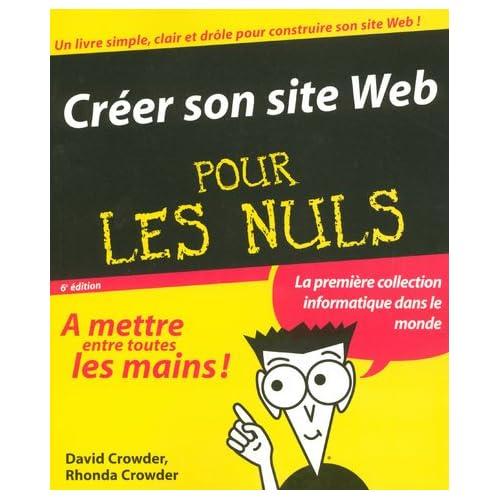 CREER SON SITE WEB PR NULS 6ED