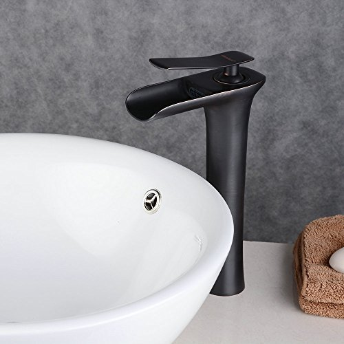 beelee-bl9009bh-antique-single-handle-waterfall-spout-tall-bathroom-sink-faucet-oil-rubbed-bronze-fi
