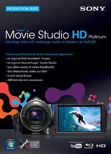 Sony Movie Studio HD Platinum 10 Production Suite