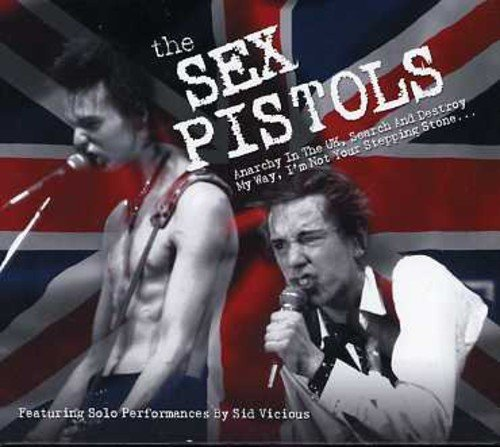 The Sex Pistols by Sex Pistols (2006-04-16)