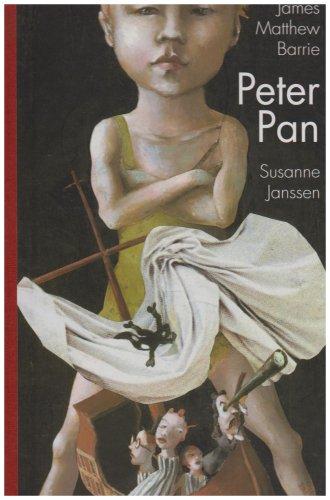 Peter Pan par James Matthew Barrie, Susanne Janssen