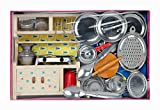 Best Wooden Kitchens For Kids - sunnytoyz Sweet Home Wooden and Steel Kitchen Toy Review