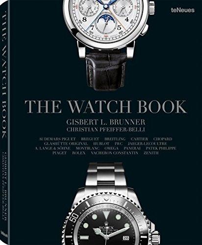The Watch Book por Gisbert Brunner