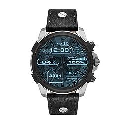Smartwatch Full Guard DZT2001 Uhr oder Computer? Bei der Smartwatch Full Guard DZT2001 von DIESEL ON fällt die Antwort nicht leicht. Das hochwertige Accessoire wartet mit einer Vielzahl innovativer Features auf und kann dank modernster Technik schon ...