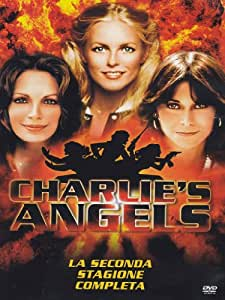 Charlie's angels Stagione 02 7 DVDs IT Import: Amazon.de