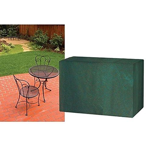 Housse de petit Salon de jardin 2places–Vert