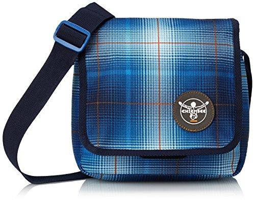 Chiemsee Umhängetasche Easy Shoulderbag Plus, Plaid Regatta, 21 x 8 x 20 cm, 3 Liter, 5011040