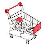 Tenflyer Mini carretilla de mano compras utilidad cesta modo de...