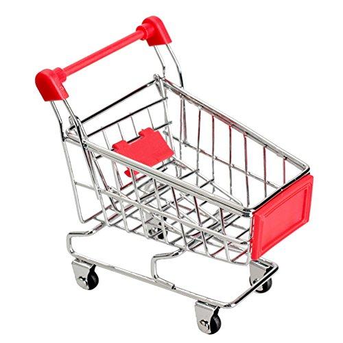 Tenflyer Mini carretilla mano compras utilidad cesta