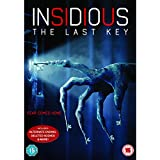 Insidious: The Last Key [DVD] [2018]
