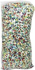 Idea Regalo - com-four® Confetti, Misti in Molti Colori, Diametro: 0,5 cm, 1000 Grammi (01 Borsa - Confetti)