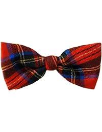 Ingles Buchan - Noeud papillon pour homme - 100 % laine - plusieurs tartans disponibles