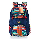 Wildcraft Wiki Daypack Polyester 38 liters Blue Laptop Bag (8903338048978)