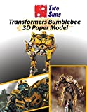 #1: Transformers Bumblebee 3D Paper Model: How to Build Own Exact Copy of the Transformers Bumblebee for Children and Adults Papercraft
