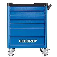 GEDORE WSL-L7 Takım arabası iş istasyonu 1045x785x510 mm