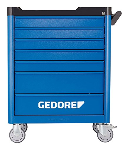 GEDORE Werkzeugwagen workster smartline, 1 Stück, WSL-L7