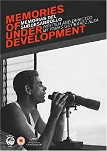 Memories of Underdevelopment (Memorias del subdesarrollo) [DVD] (1968)