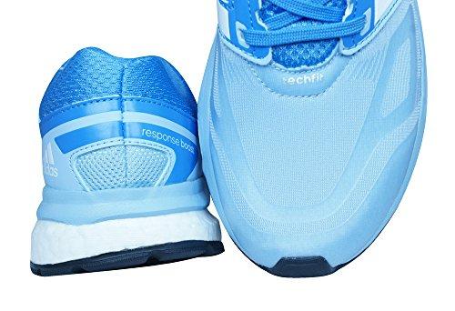 Adidas Response Boost Techfit Women's Laufschuhe Blau