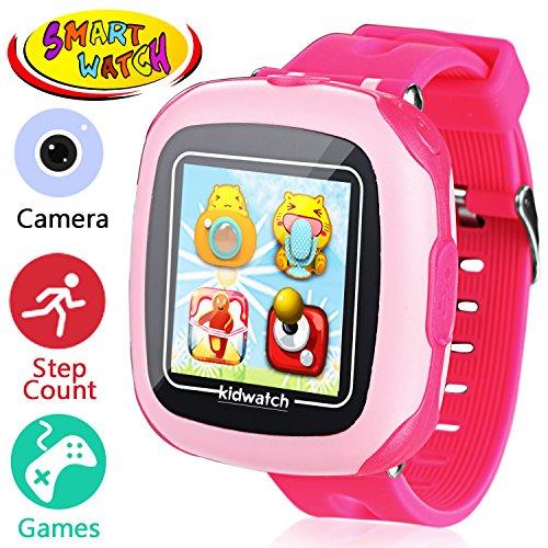 Kids Game Smart Watch - Smartwatch para Niños Niñas Niño pequeño con cámara