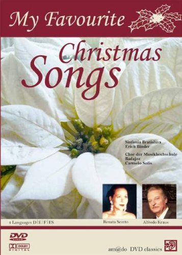 My Favourite Christmas Songs -