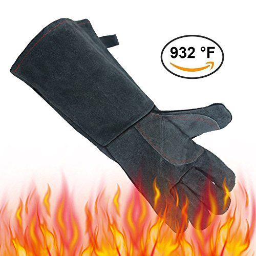 ozero-welding-gloves-perfect-heat-resistant-gloves-mitts-for-oven-grill-fireplace-stove-pot-holder-t