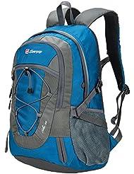 Ultraleichter Outdoor-Sport Rucksack Wanderrucksack Trekkingrucksack für Camping, Klettern, Radfahren