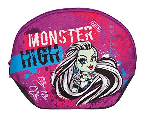 Undercover MHRZ7804 - Kinderhandtasche Monster High, ca. 33 x 23 x 10 cm Kosmetiktasche