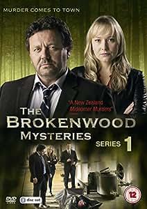 The Brokenwood Mysteries: Series 1 [DVD]