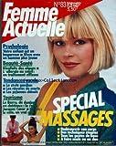 FEMME ACTUELLE [No 83] du 28/04/1986 - psychologie - votre enfant est un bagarreur - vivre avec un homme plus jeune beaute - sante...