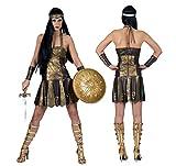 GLADIATORIN ACHILLA RÖMERIN Amazone Kostüm 40 42