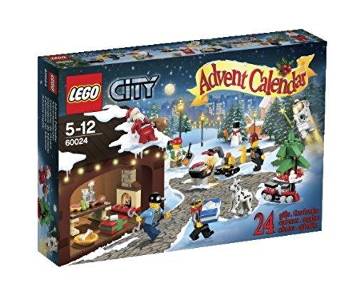 City town 60024 - lego city calendario dell'avvento