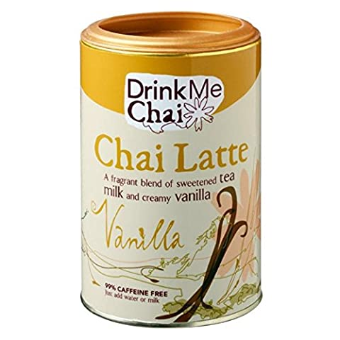 Drink Me Chai | Vanilla Spiced Chai Latte | 2 x 6 x 250g