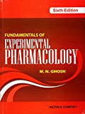 #8: Fundamentals of Experimental Pharmacology