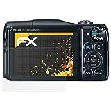 atFoliX Schutzfolie für Canon PowerShot SX710 HS Displayschutzfolie - 3 x FX-Antireflex blendfreie Folie
