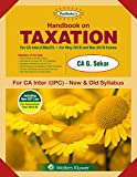 Handbook on Taxation: For CA Inter/IPCC Old and New Syllabus
