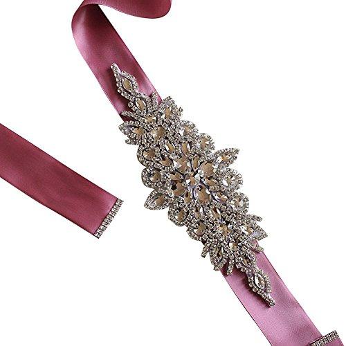 hotgirls-ceintures-de-mariage-et-ceintures-ceintures-de-mariee-avec-strass-rougir