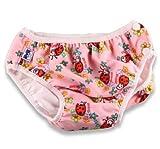 Pink Ladybug Toddle nette Baby-Schwimmwindel Schwimmkurz Swim Pant, L Größe