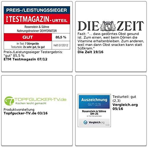 Rosenstein & Söhne Dörrautomat - 5