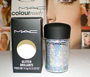 MAC Glitter Brillants 3D SILVER
