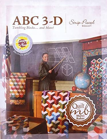 ABC 3-D Tumbling Blocks... and More!