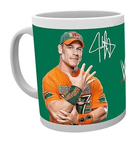 GB Eye Ltd, WWE, John Cena, Tazza