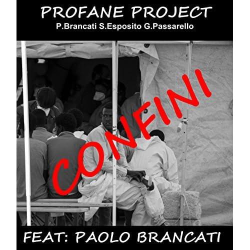 Confini (feat. Paolo Brancati) (Profane Project Remix)