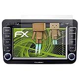 atFoliX Displayschutz für Blaupunkt Philadelphia 835 Spiegelfolie - FX-Mirror Folie mit Spiegeleffekt