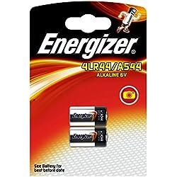 Groupe Energizer ENR Pack de 4 Piles Alkaline