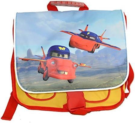 Disney Cars Planes Cartella scuola tempo libero | Lasciare Lasciare Lasciare Che I Nostri Beni Vanno Al Mondo  | Qualità primaria  | Ammenda Di Lavorazione  56a17f